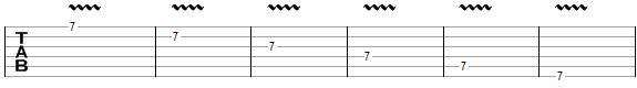 tecnicas de guitarra exercicio vibrato 1
