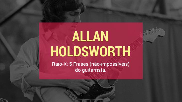 CapaRaioX Allan Holdsworth licks