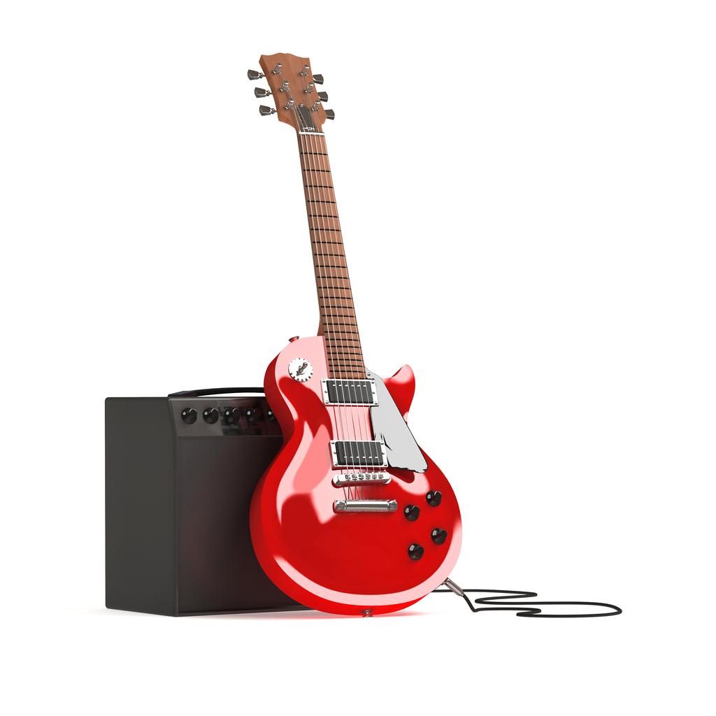 tocar guitarra investimento