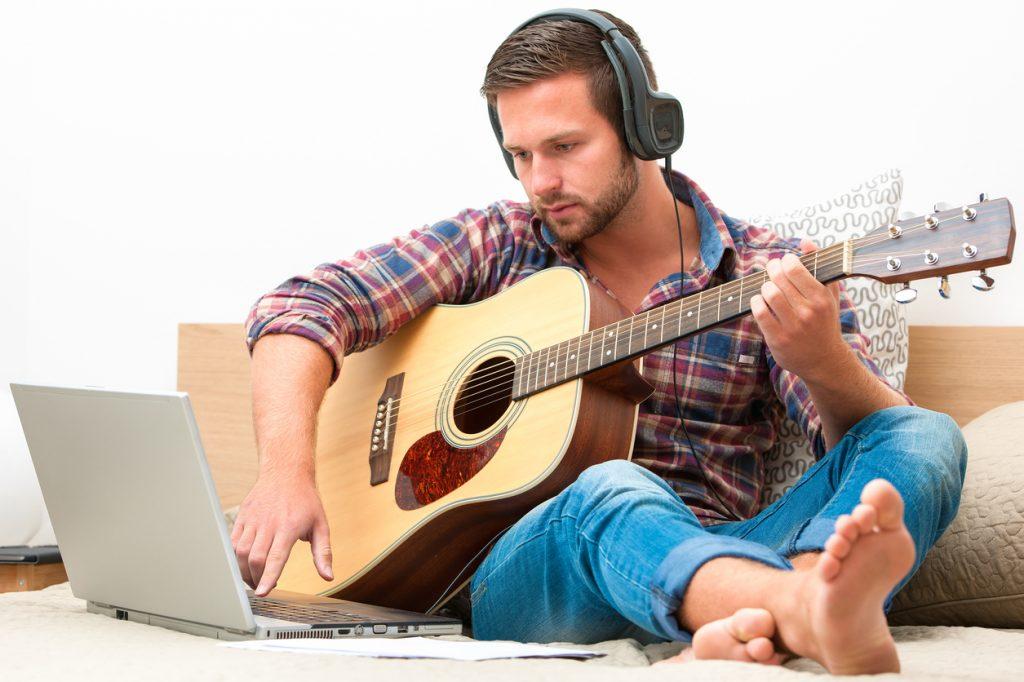 motivos para voltar a estudar guitarra