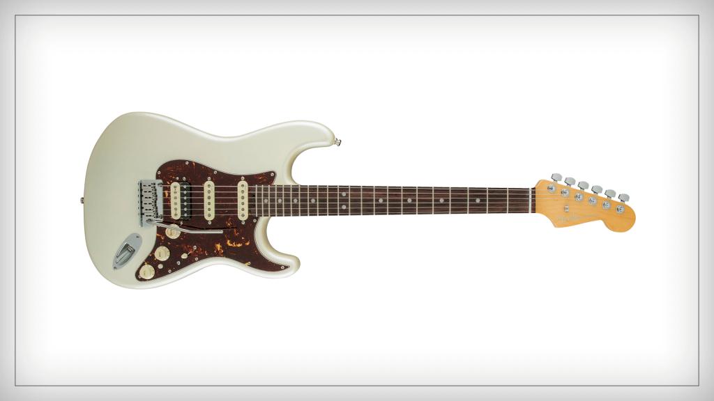 Tipos de guitarra - Modelo Stratocaster