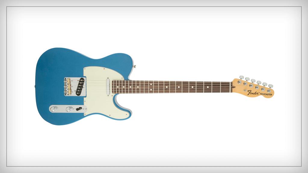 Tipos de guitarra - Modelo Telecaster