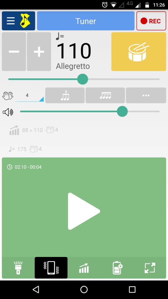 Metrônomo - Os 4 melhores apps gratuitos para IOS e Android