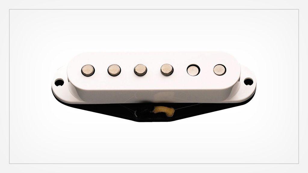 Captadores de Guitarra - Single Coil