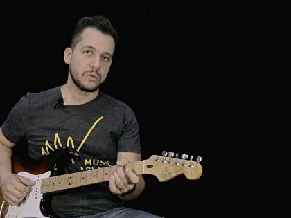 Curso de Guitarra – Nível Básico (Módulo II)