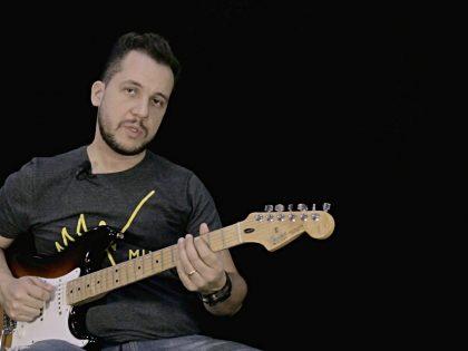 Curso de Guitarra – Nível Avançado (Módulo IV)